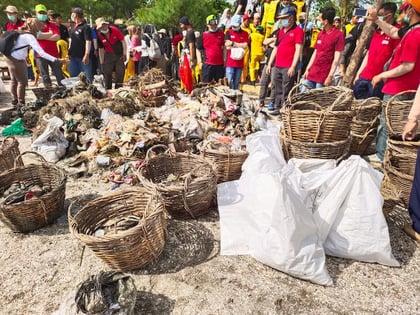Ocean Cleanup SBY
